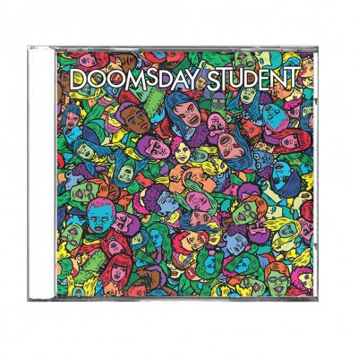 Doomsday Student - A Self Help Tragedy - CD