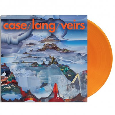 case-lang-veirs - case/lang/veirs LP (Transparent Orange)