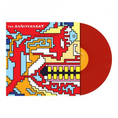 The Anniversary - Designing A Nervous Breakdown LP (Red)