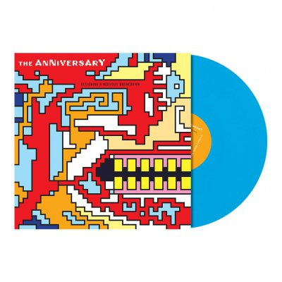 The Anniversary - Designing A Nervous Breakdown LP (Blue)