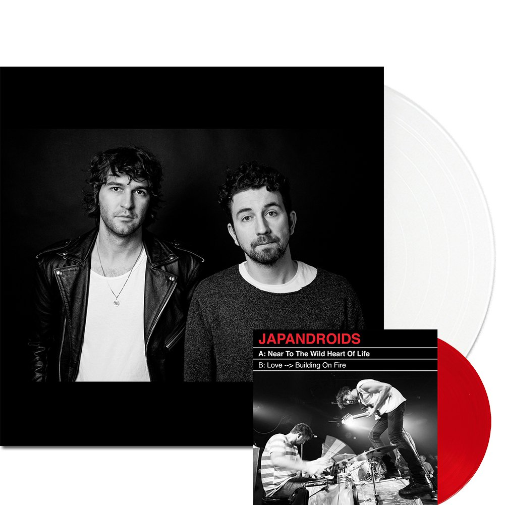 IMAGE | Near To The Wild Heart Of Life LP (White)/7
