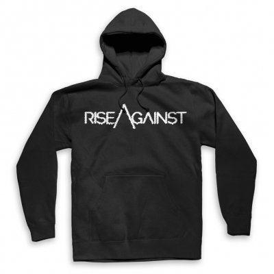 rise-against - Future Pullover Hoodie (BLACK)