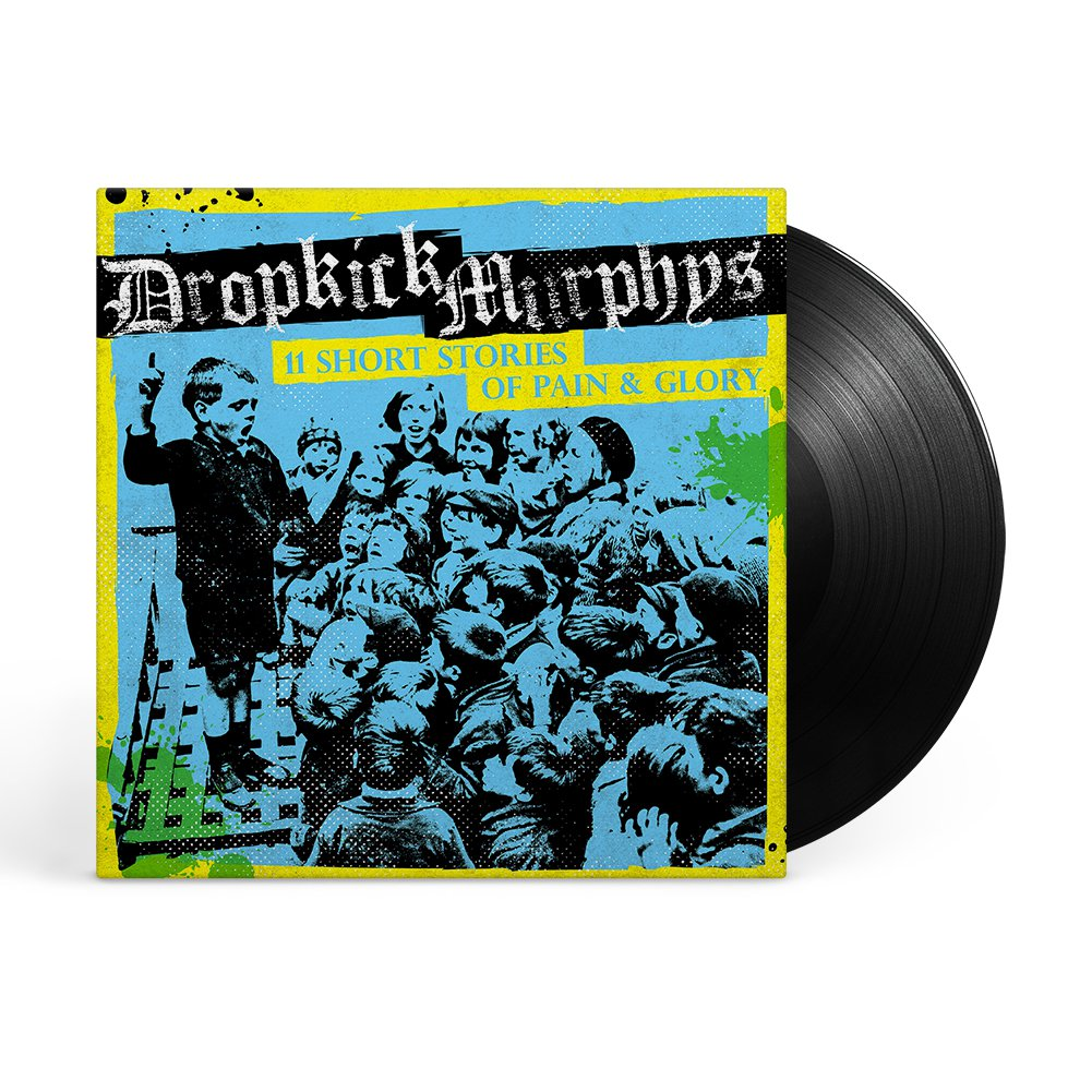 IMAGE | 11 Short Stories Of Pain And Glory LP (Black)