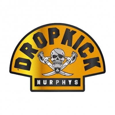 Dropkick Murphys - Boston Hockey Roger Enamel Pin