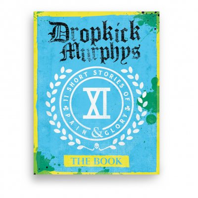 dropkick-murphys - 11 Short Stories Of Pain And Glory Deluxe CD