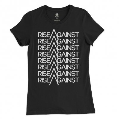 rise-against - Future Womens Tee (Black)
