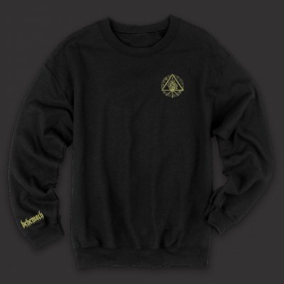 behemoth - Sigil Embroidered Crew Neck (Black)