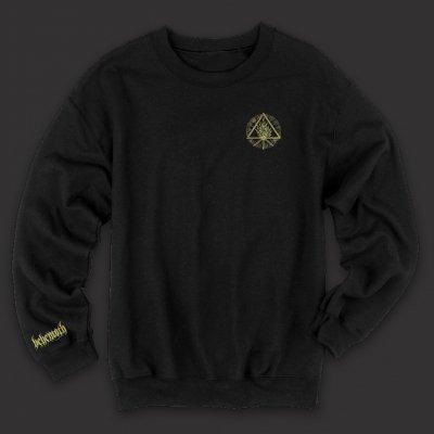 Behemoth - Sigil Embroidered Crew Neck (Black)