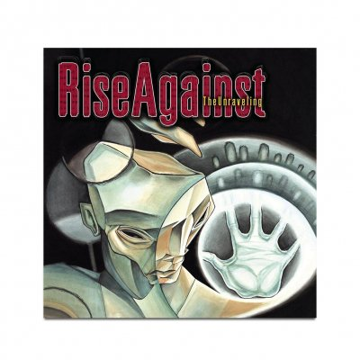 rise-against - The Unraveling CD