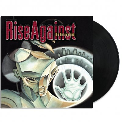 rise-against - The Unraveling LP (Black)
