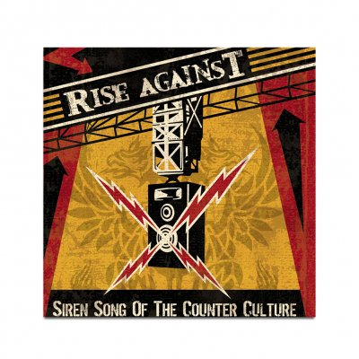 rise-against - Siren Song Of The Counter Culture CD