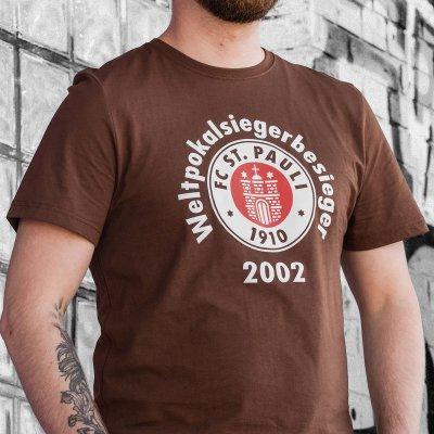 FC St Pauli - Weltpokalsiegerbesieger Tee