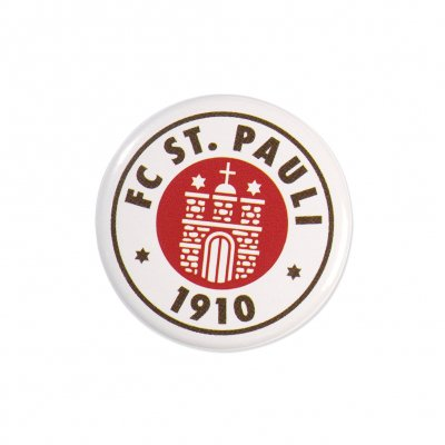 FC St Pauli - Logo Button