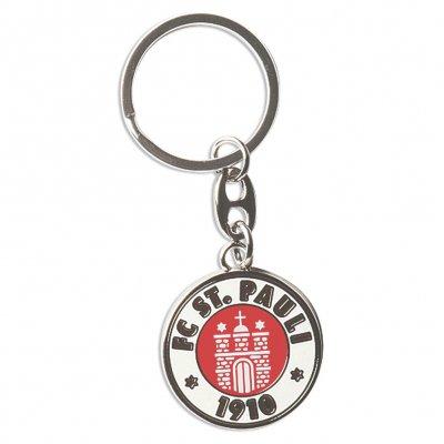FC St Pauli - Logo Key Fob
