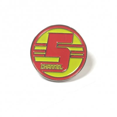 tim-and-eric - Channel 5 Pin