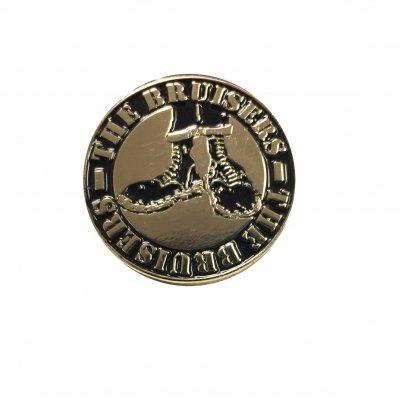 bruisers - Boots Enamel Pin