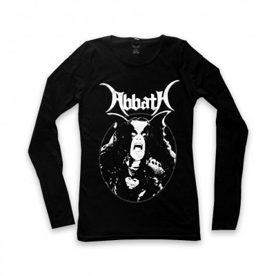 abbath - Classic Women's Long Sleeve (Black)