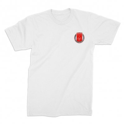 valhalla - Cards T-Shirt (White)