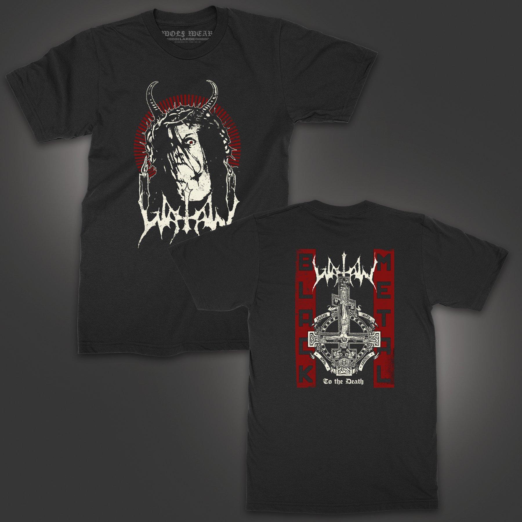 IMAGE | Antichrist T-Shirt (Black)