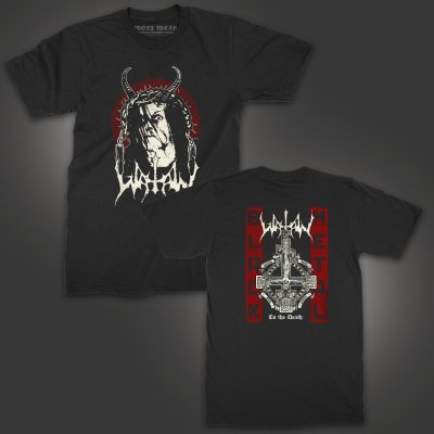 valhalla - Antichrist T-Shirt (Black)