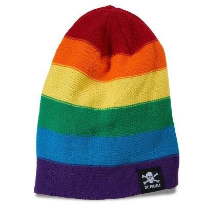 FC St Pauli - Rainbow Beanie
