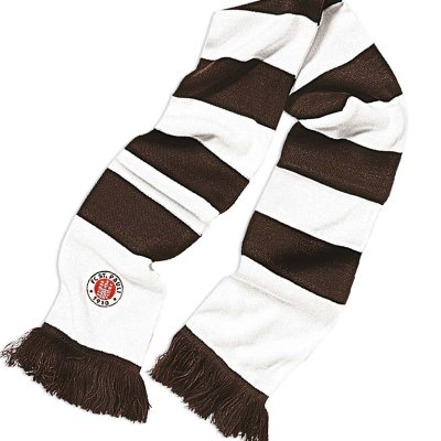 FC St Pauli - FC St Pauli Block Stripe Scarf
