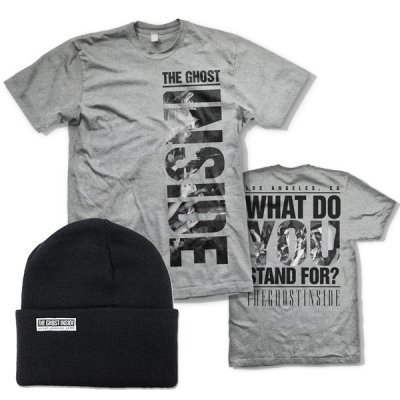 the-ghost-inside - Black Friday T-Shirt/Beanie Bundle