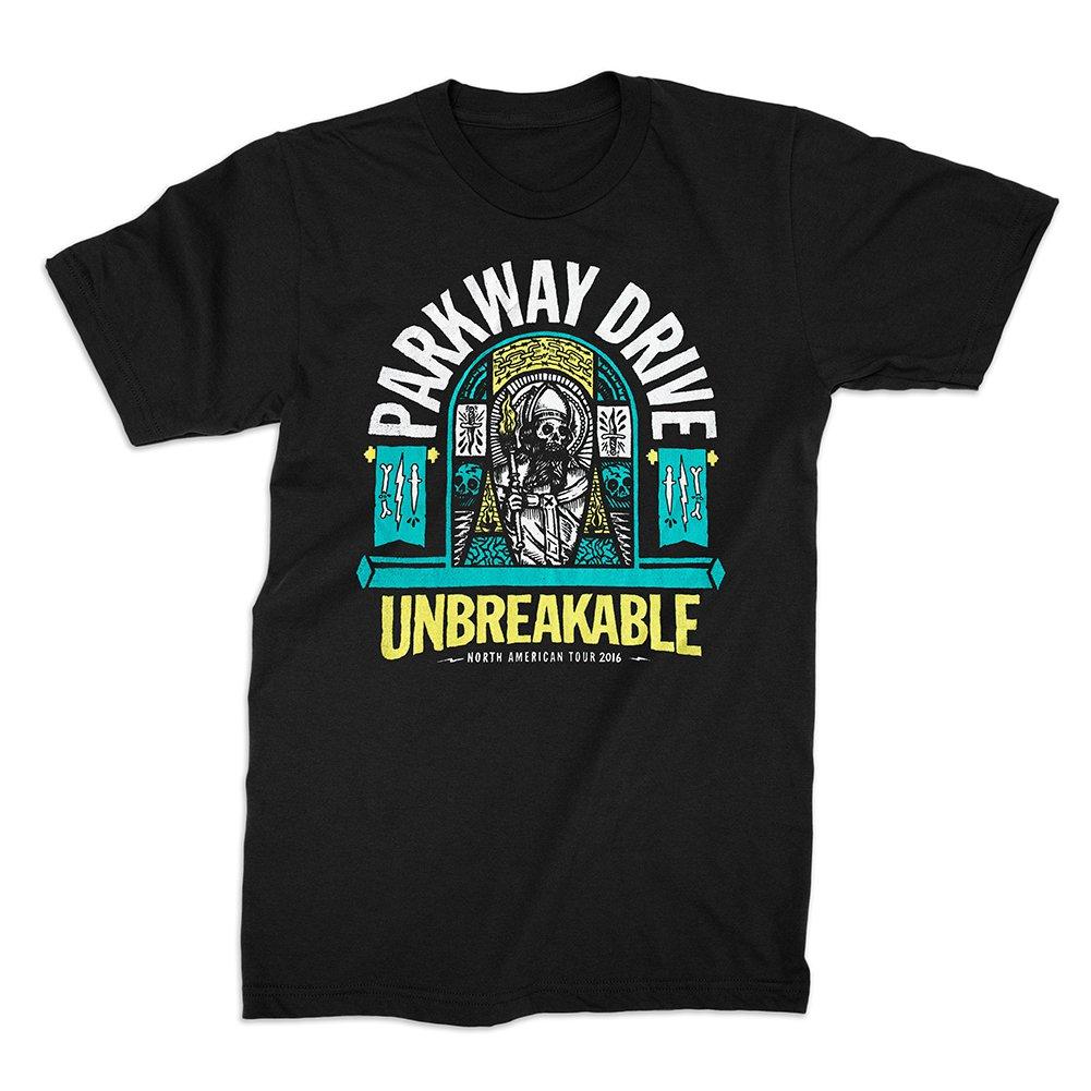 IMAGE   Unbreakable 2016 Tour Tee