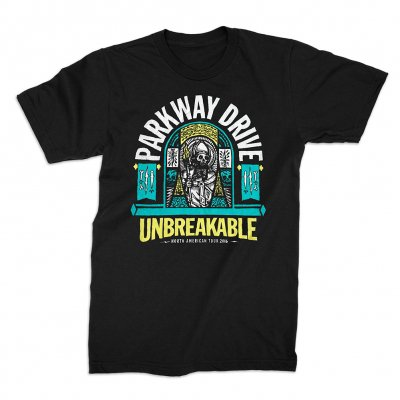 parkway-drive - Unbreakable 2016 Tour Tee