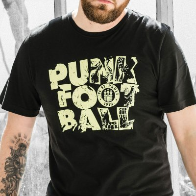 FC St Pauli - Punk Football T-Shirt
