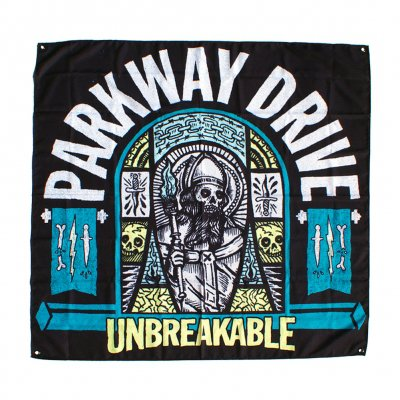 parkway-drive - Unbreakable Flag
