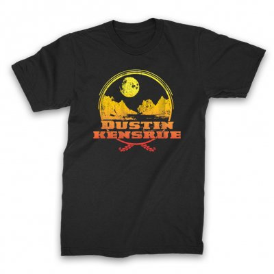 dustin-kensrue - Mountain T-Shirt (Black)