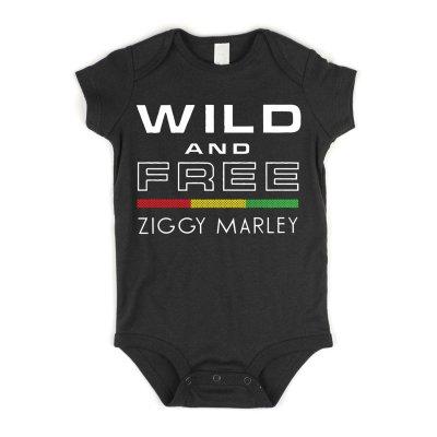 ziggy-marley - Wild & Free Onesie