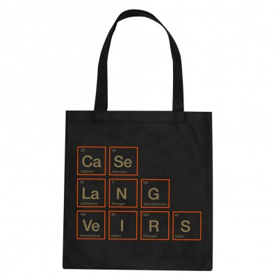 case-lang-veirs - Atomic Tote Bag