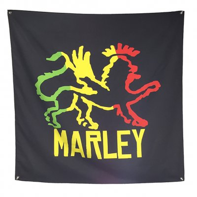 ziggy-marley - Lion Flag