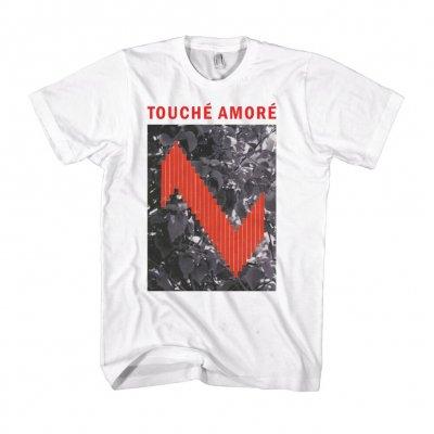 Touche Amore - Admat T-Shirt (White)