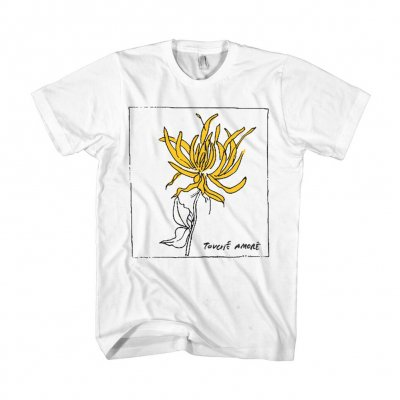 Touche Amore - Flower T-Shirt (White)