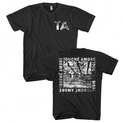 Touche Amore - City T-Shirt (Black)