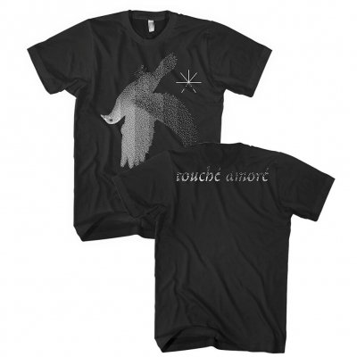 Touche Amore - Bird T-Shirt (Black)