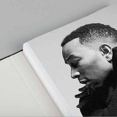 John Legend - Limited Edition Coffee Table Book w/CD