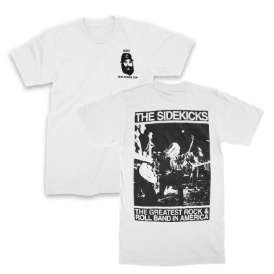 the-sidekicks - Greatest Rock N Roll Band Tee