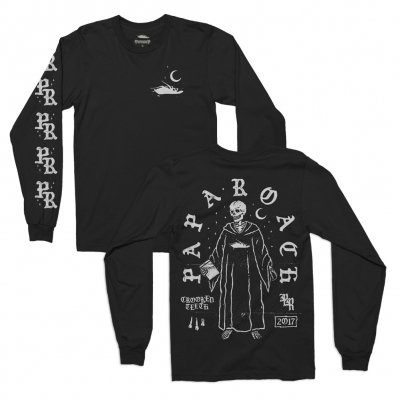 papa-roach - Leader Long Sleeve Tee (Black)