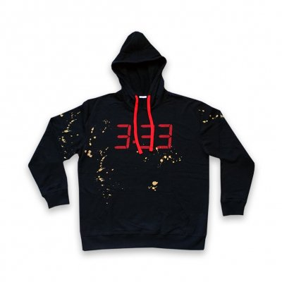 Witching Hour Pullover Hoodie (Black)