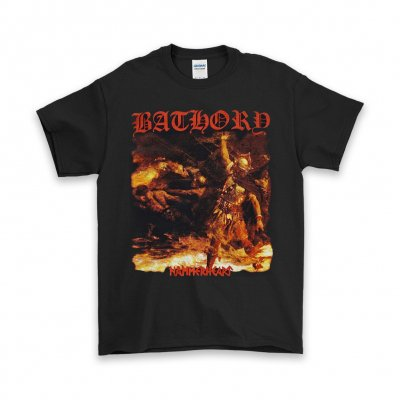 Bathory - Hammerheart T-Shirt (Black)