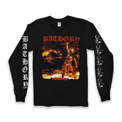 Bathory - Hammerheart Long Sleeve (Black)
