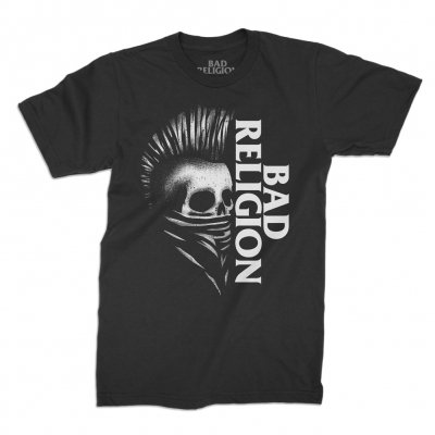 bad-religion - Bandit Tee (Black)
