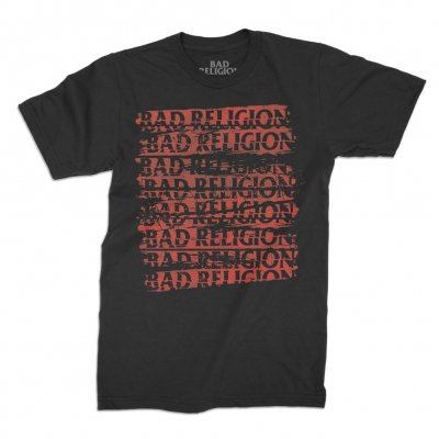 bad-religion - Repeater Tee (Black)