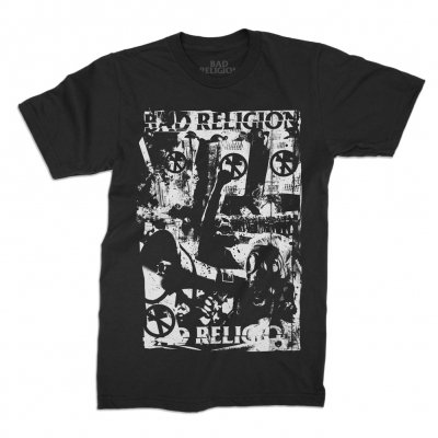 bad-religion - Stand Strong Tee (Black)