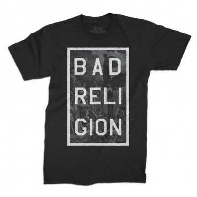 bad-religion - Valley Of Death Tee (Black)