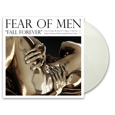 fear-of-men - Fall Forever LP (White)